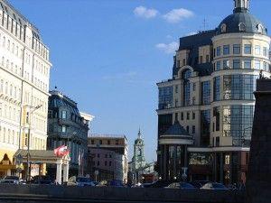 Фото - Москва знову розбудовується