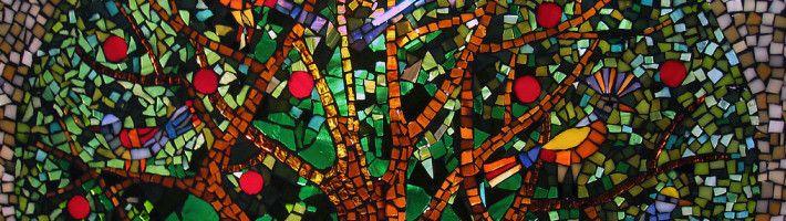 Фото - Мозаїчна плитка: основні правила і технологія укладання