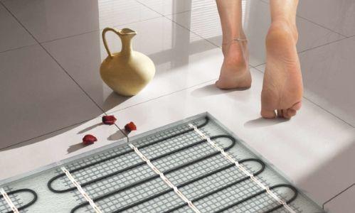 Фото - Чи можна встановити в лазні тепла підлога?