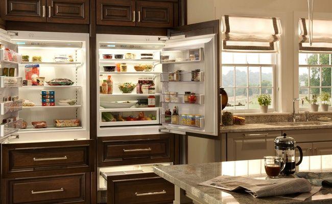 Фото - Чи можна вбудувати звичайний холодильник?