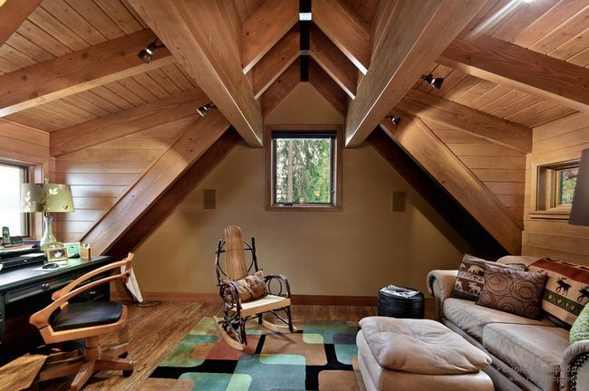 Фото - Незамінний затишок дерев'яного будинку