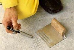 полімерні наливні підлоги технологія