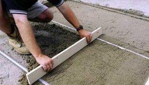 наливна підлога 3d технологія