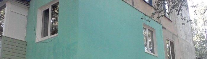 Фото - Зовнішнє і внутрішнє утеплення стін кутової квартири