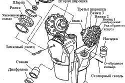 Пристрій бурового долото