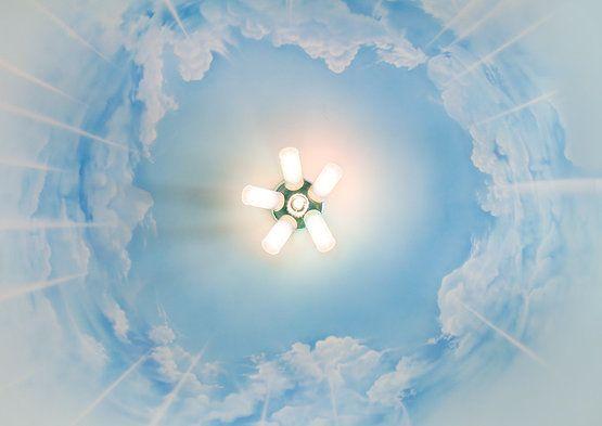 Фото - Небо на стелі: виготовлення своїми руками