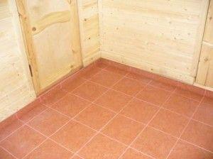 Фото - Нехитрий пристрій підлог в лазні з утепленням