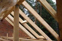 несучі конструкції скатних дахів