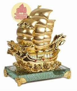 Корабель багатства.