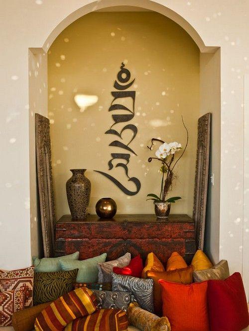 Декоративні ніші в стіні