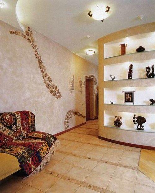 Дизайн ніші в стіні