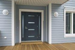 сталева двері
