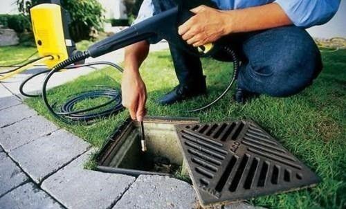 Фото - Новомодний агрегат для прочищення каналізаційних труб