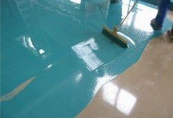 Фото - Про наливні підлоги в дерев'яному будинку