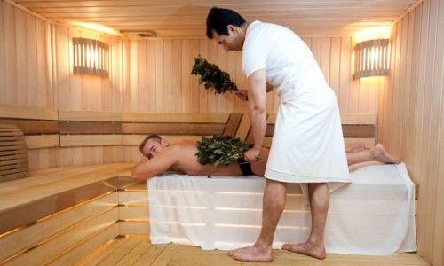 Фото - Про користь масажу в лазні
