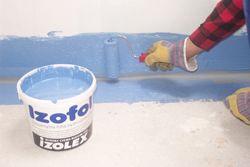 Фото - Обмазочная гідроізоляція підлоги на основі поліуретанів або каучуків