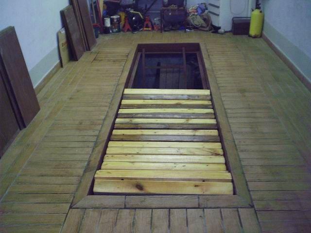 Фото - Устаткування бетонної підлоги з оглядовою ямою