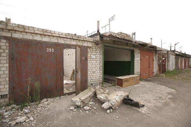 Фото - Устаткування з'їзду в гаражі
