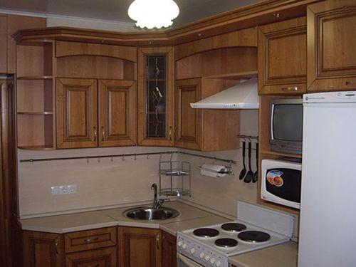 Фото - Обладнаємо кутову мийку на кухні