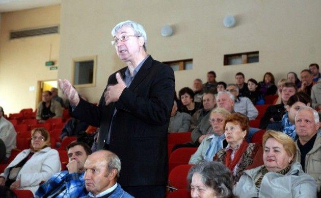 Фото - Загальні збори членів гск