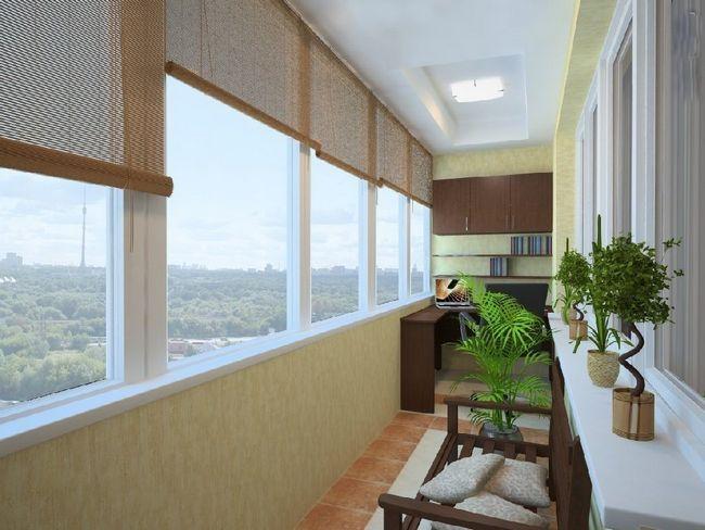 Фото - Обшити балкон своїми руками