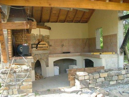 Фото - Облаштування літньої кухні