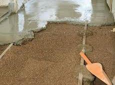 Фото - Звичайна і така потрібна заливка підлоги керамзитом