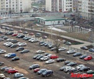 Фото - Чергові спроби забезпечити москвичів машиноместамі