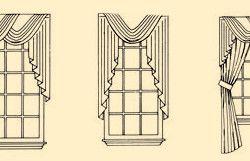 Варіанти оформлення вікна