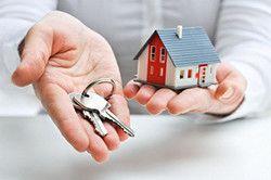 Вручення ключів від будинку