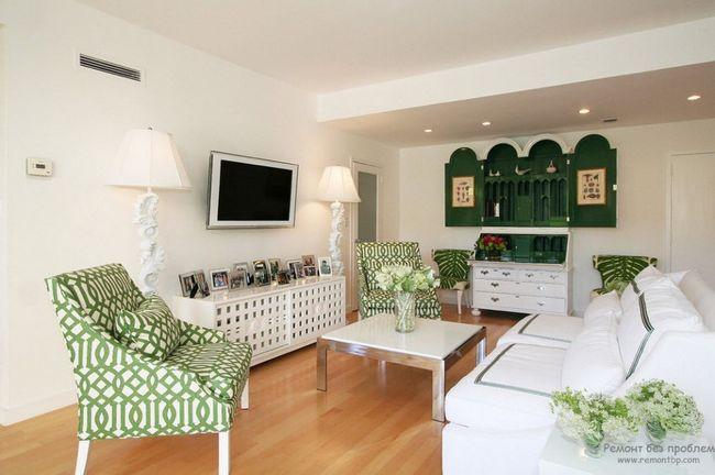 зелений шафа