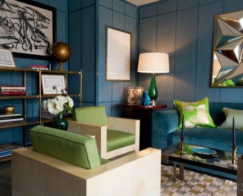 зелені крісла