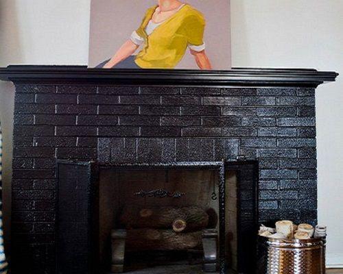 Фото - Фарбування цегляних стін
