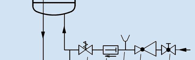 Опис елементів схеми установки водонагрівача