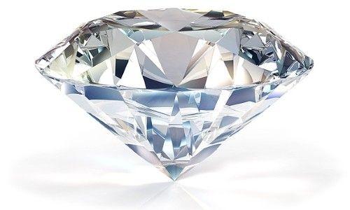 оброблений алмаз