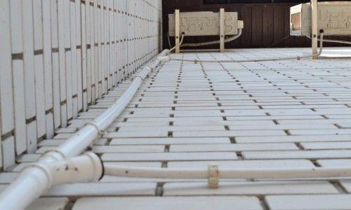 Фото - Організація відводу конденсату кондиціонера в каналізацію