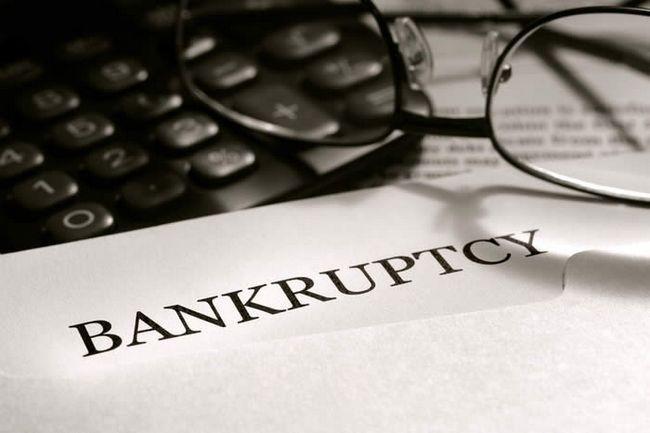 банкрутство