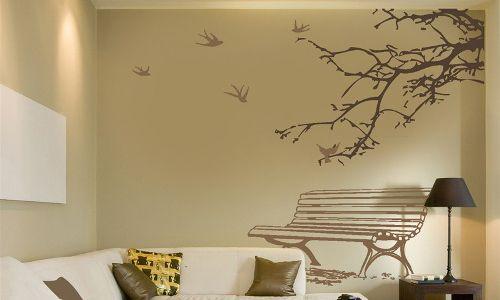 Фото - Оригінальне декорування стін своїми руками