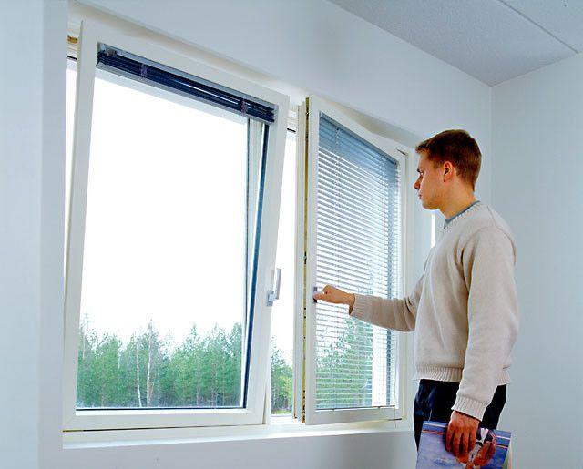 Фото - Регулювання пластикових вікон