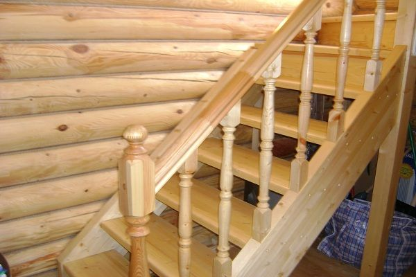 Фото - Основні конструктивні елементи сходів