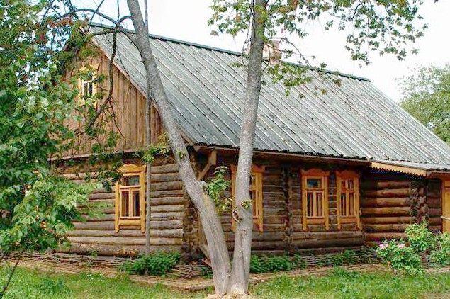 Фото - Основні способи зовнішньої обробки дерев'яного будинку
