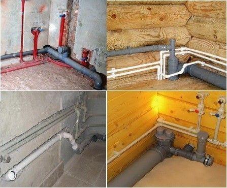 Зєднання сантехнічних і каналізаційних труб