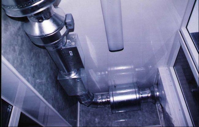 Фото - Основні види систем вентиляції підвального приміщення