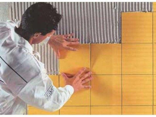 інструкція з укладання керамічної плитки