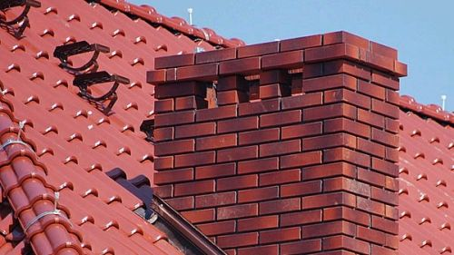 Фото - Особливості димоходу з цегли