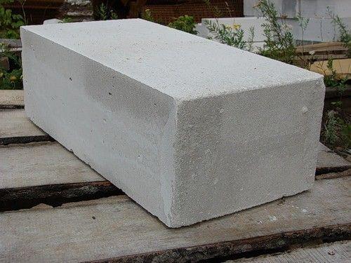 Блок з пористого бетону