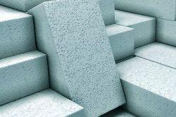 Блоки з пористого бетону