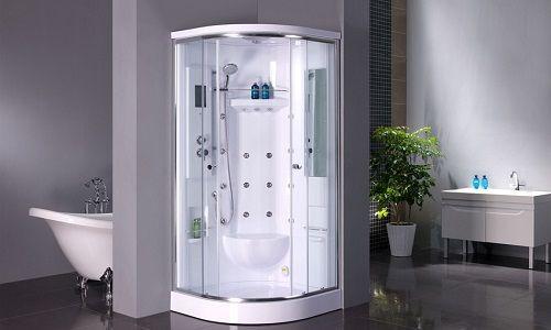 Фото - Особливості монтажу і експлуатації душової кабіни з турецькою лазнею