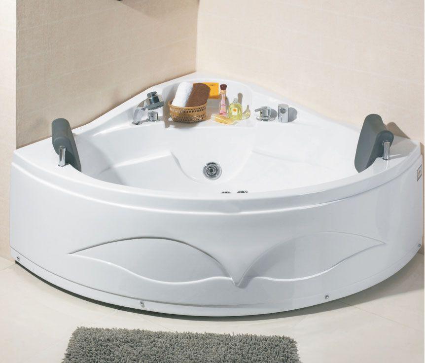 Фото - Особливості монтажу кутовий ванни
