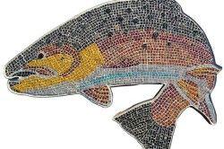 Мозаїка у вигляді фігури